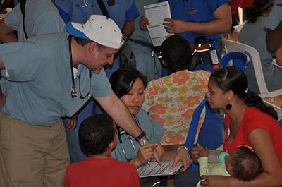 UF Outreach Clinic - Dominican Republic