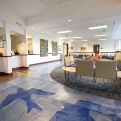 UF Pediatric Specialties Clinic Lobby